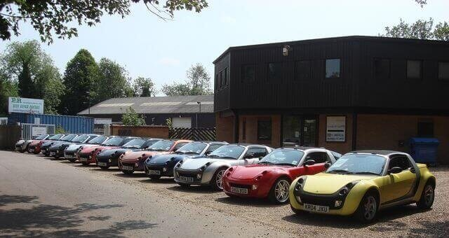 Cambridge Smart Cars Ltd Fulbourn Site