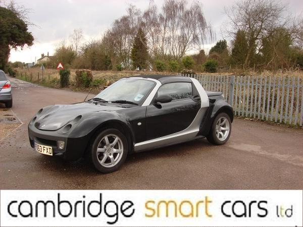 Used Smart Roadster In Cambridge
