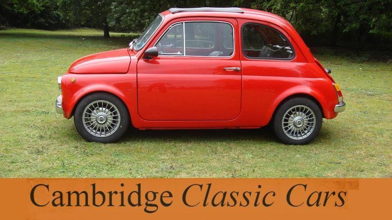 Used Fiat 500 In Cambridge