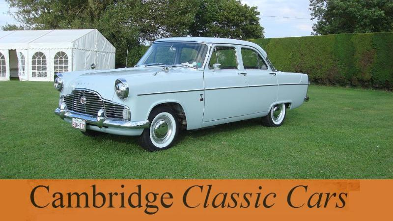 Sold Ford Zephyr In Cambridge