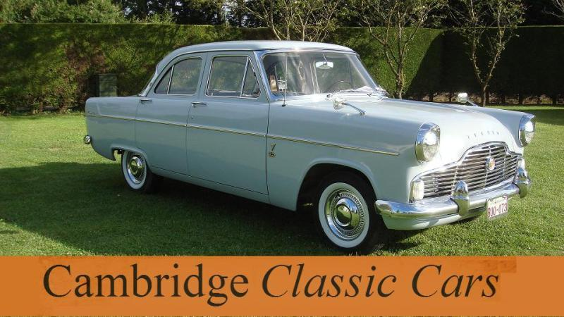 Used Ford Zephyr In Cambridge