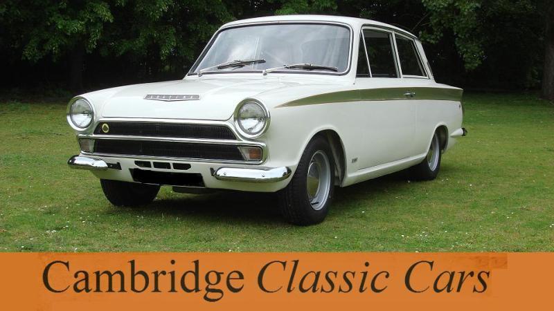 Sold Ford Cortina Mk1 In Cambridge