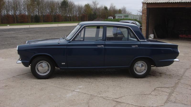 Used Ford Mk1 Cortina In Cambridge