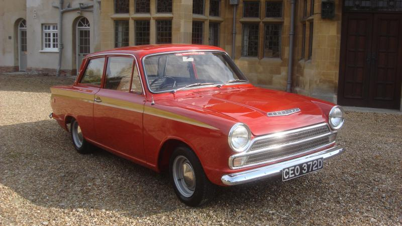 Used Ford Cortina Mk1 Gt In Cambridge